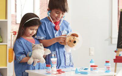 Zabawki kreatywne dla Twojego dziecka