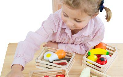 Uczenie dziecka dorosłych zawodów